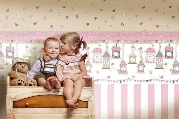 Carta Da Parati Per Camerette Ragazzi : Carta da parati camerette neonati good carta da parati bambini